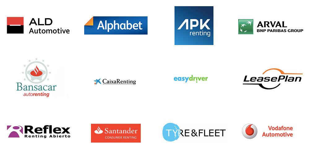 Flotas Y Renting Brand