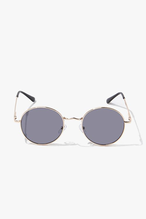 Men Round Sunglasses, image 1