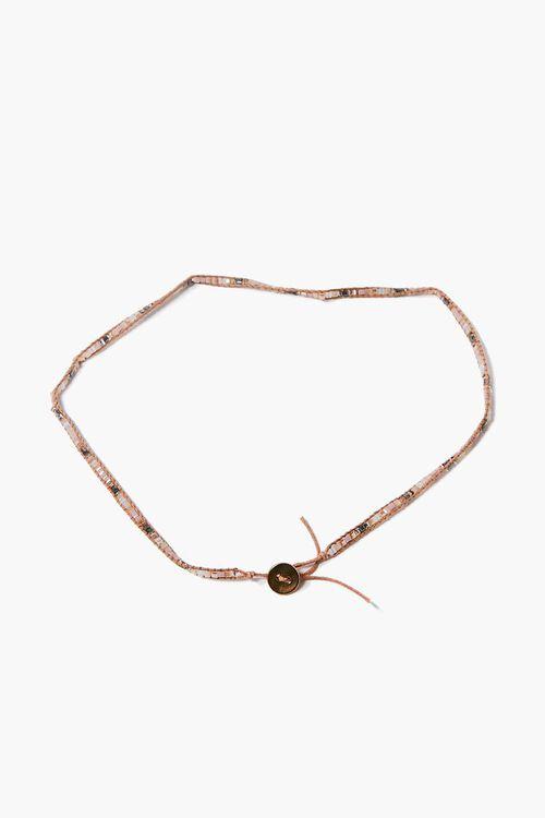 Geo Charm Threaded Bracelet, image 3