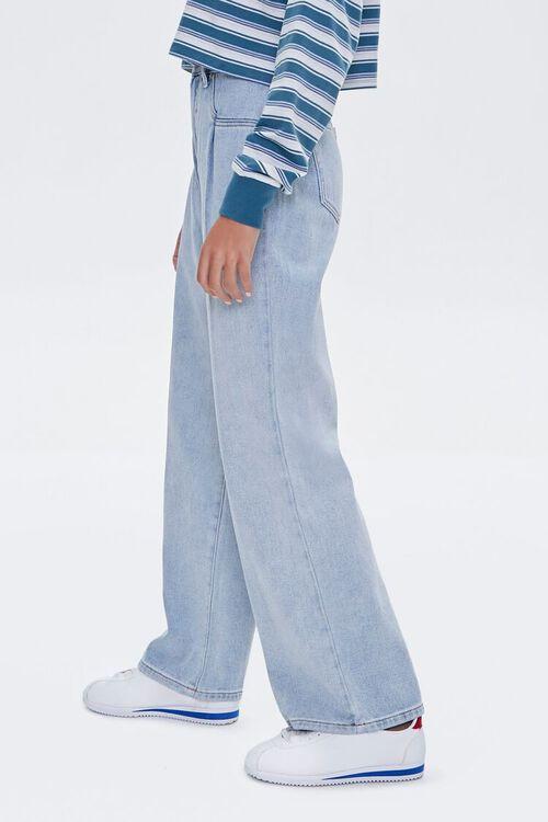 High-Waist Wide-Leg Jeans, image 3