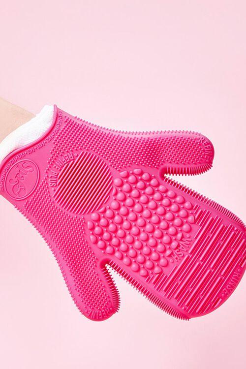 2x Sigma Spa Brush Cleaning Glove, image 3