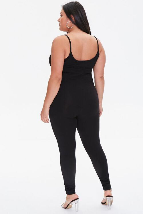 Plus Size Cami Jumpsuit, image 3