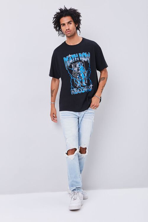 Death Row Records Graphic Tee, image 4