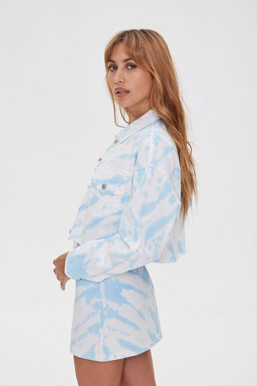 Tie-Dye Denim Jacket, image 2