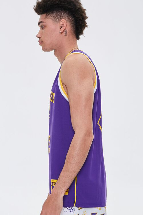 Lakers Graphic Tank Top, image 2