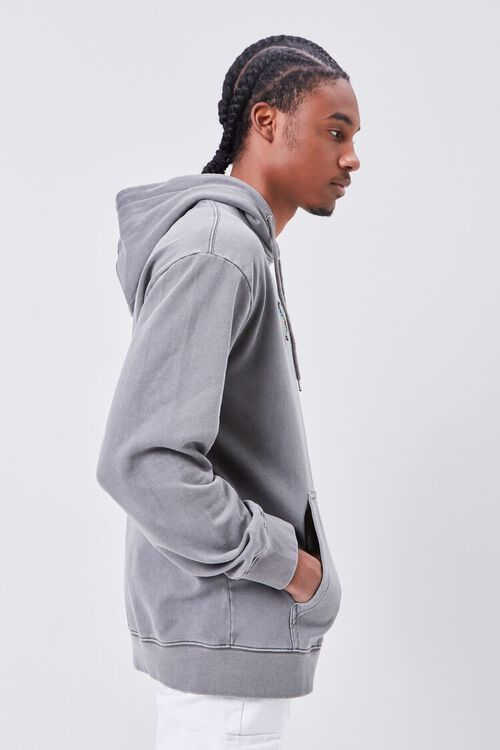 Youth Embroidered Graphic Hoodie, image 2
