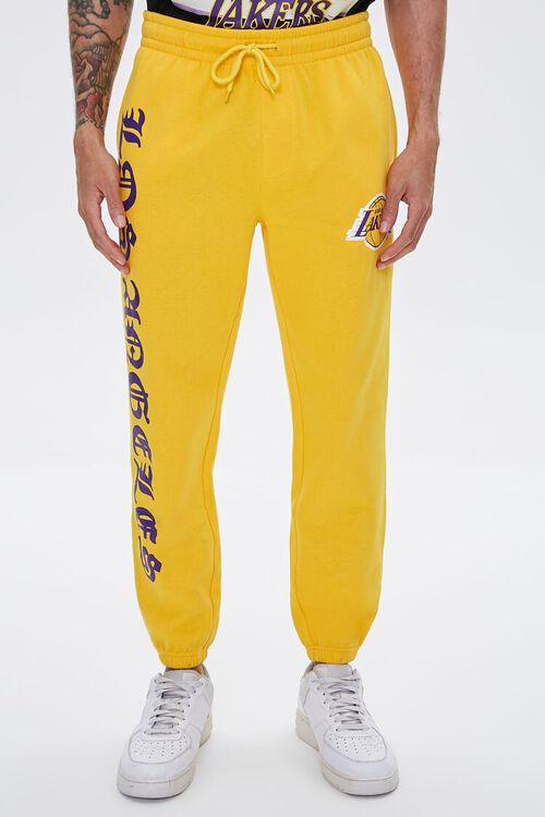 Lakers Graphic Fleece Joggers, image 2