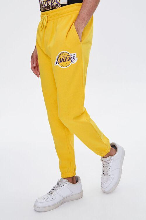 Lakers Graphic Fleece Joggers, image 3