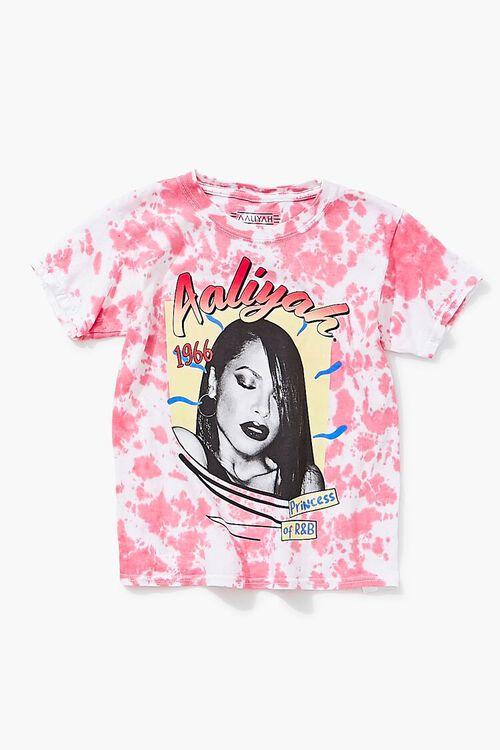 Girls Aaliyah Graphic Tee (Kids), image 1