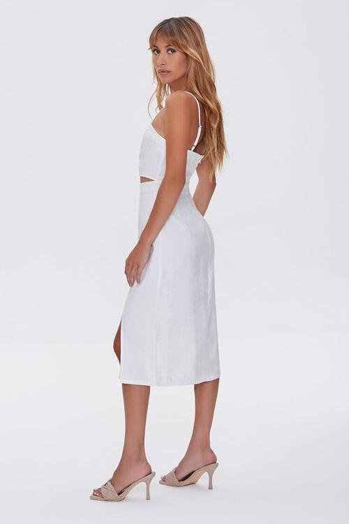 Cutout Side-Slit Midi Dress, image 2