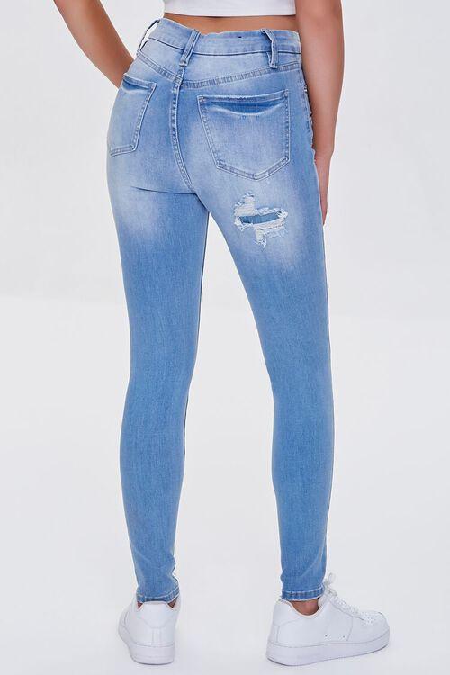 Premium Distressed Curvy Jeans, image 4