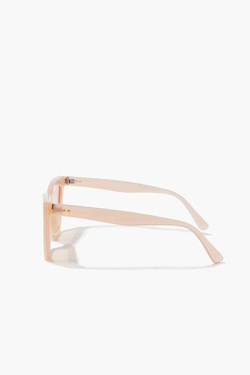 Semi-Translucent Square Sunglasses, image 3