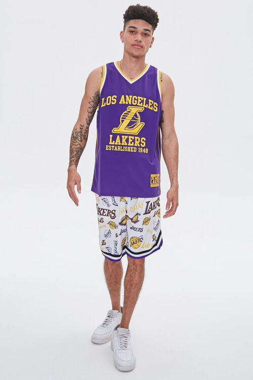 Lakers Graphic Tank Top, image 4