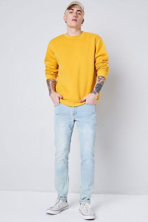 LIGHT DENIM Core Slim-Fit Jeans, image 1