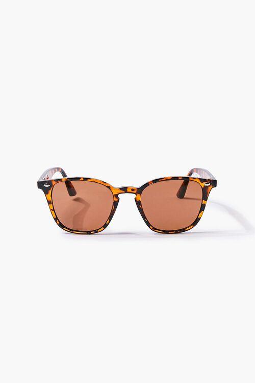 Men Round Square Sunglasses, image 1