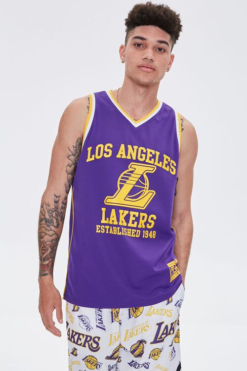 Lakers Graphic Tank Top, image 6