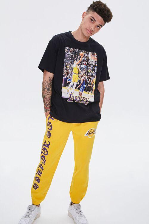 Lakers Graphic Fleece Joggers, image 6