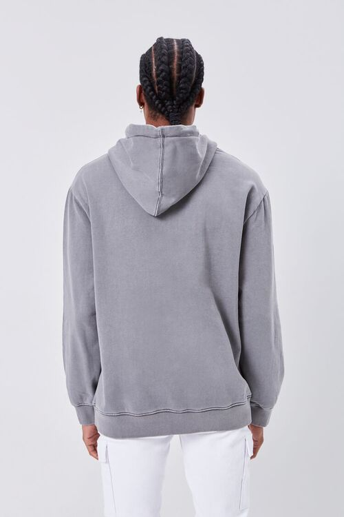 Youth Embroidered Graphic Hoodie, image 3