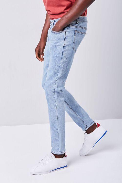 MEDIUM DENIM Core Slim-Fit Jeans, image 3