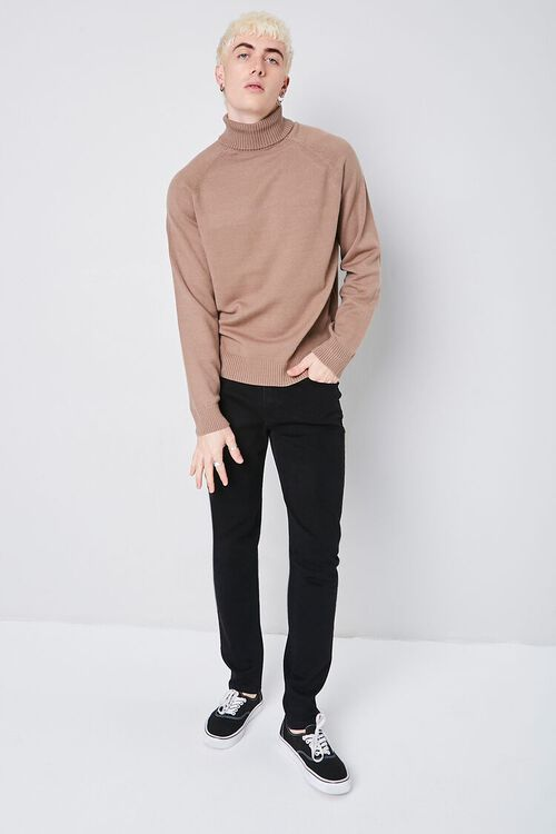 BLACK Basic Skinny Jeans, image 1