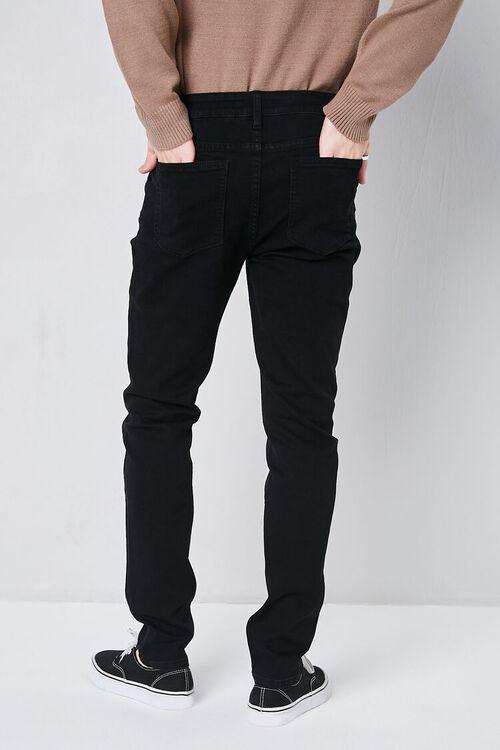 BLACK Basic Skinny Jeans, image 4