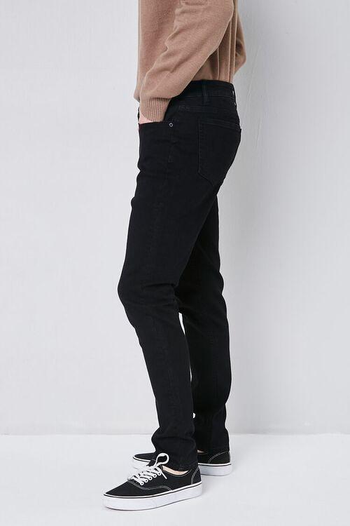 BLACK Basic Skinny Jeans, image 3