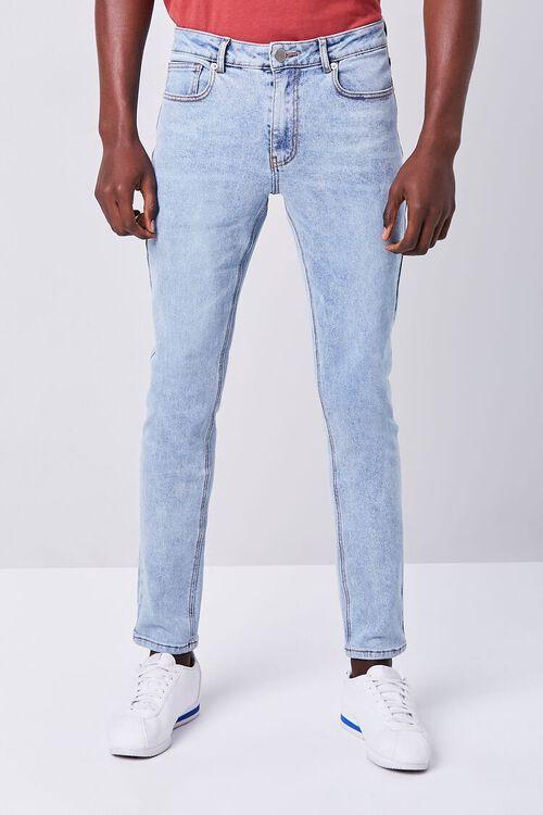 MEDIUM DENIM Core Slim-Fit Jeans, image 2