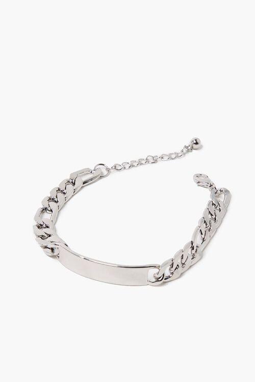 Bar Pendant Chain Bracelet, image 1