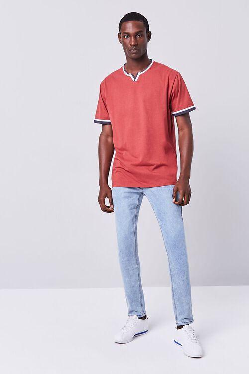 MEDIUM DENIM Core Slim-Fit Jeans, image 1