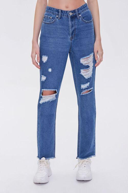 Frayed Boyfriend Jeans, image 2