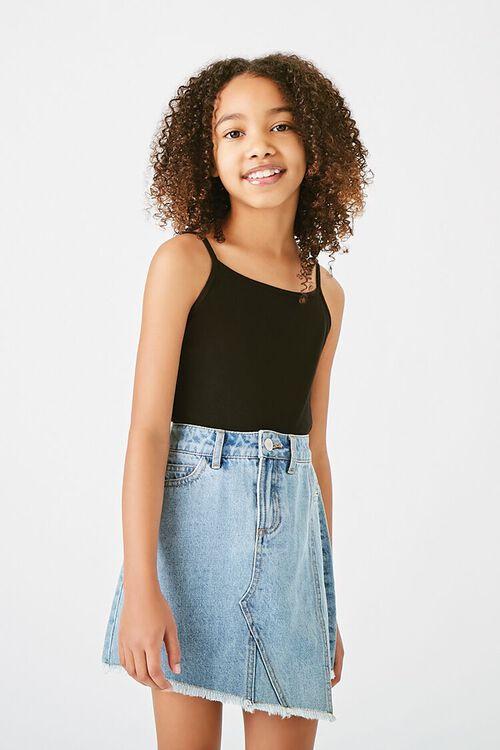 Girls Organically Grown Cotton Cami (Kids), image 1