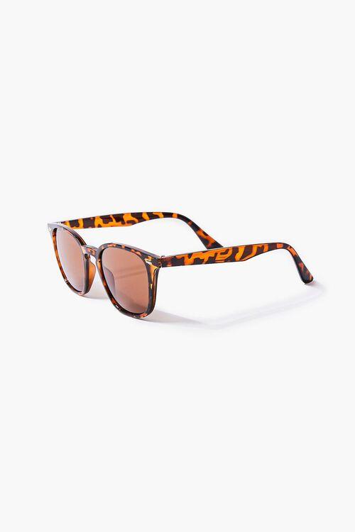 Men Round Square Sunglasses, image 2