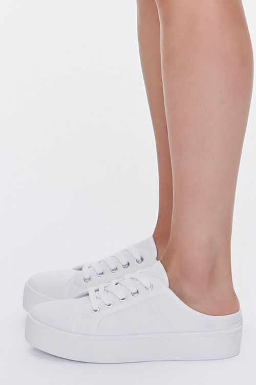Low-Top Lace-Up Sneakers, image 2