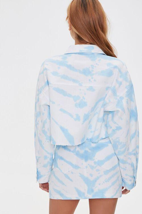 Tie-Dye Denim Jacket, image 3