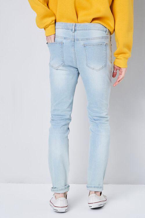 LIGHT DENIM Core Slim-Fit Jeans, image 4