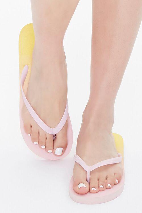 Ombre Flip-Flops, image 4