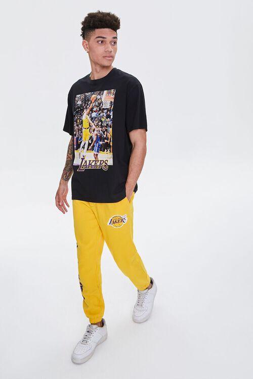 Lakers Graphic Fleece Joggers, image 7
