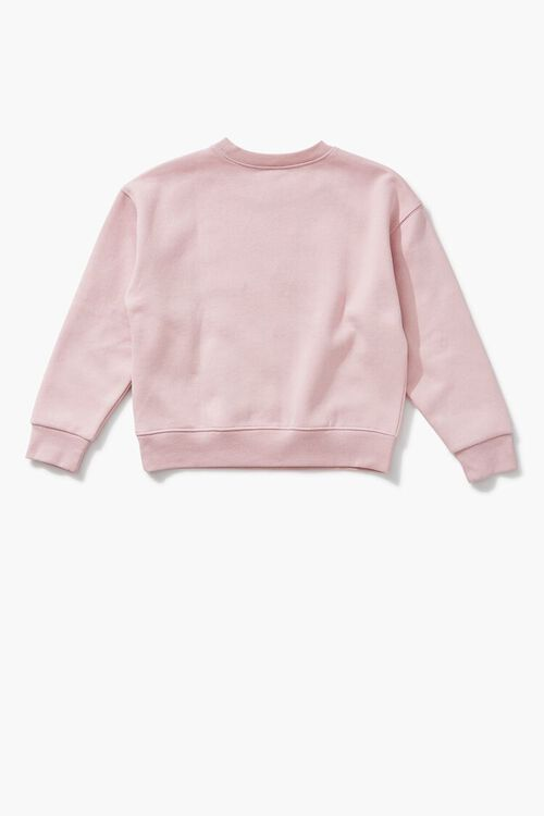 PINK/MULTI Girls Sisters Sweatshirt (Kids), image 2