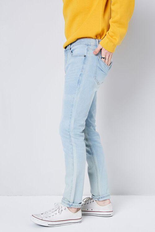 LIGHT DENIM Core Slim-Fit Jeans, image 3