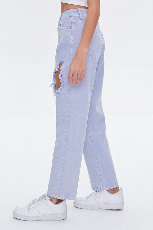 Straight-Leg High-Rise Jeans, image 3