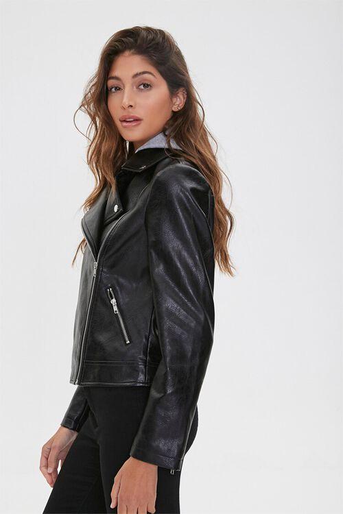 Hooded Moto Jacket, image 3