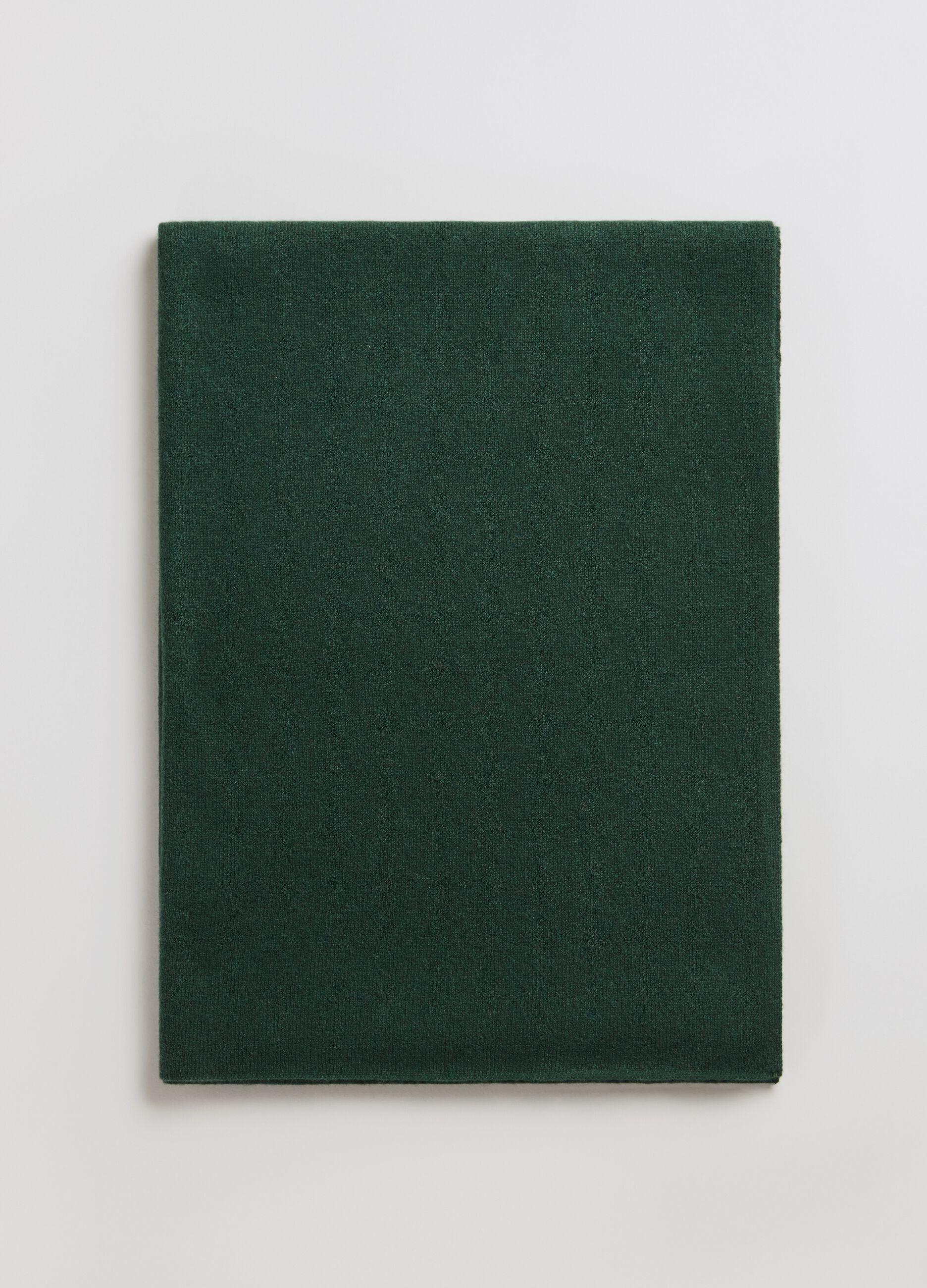 Sciarpa in cachemire Verde