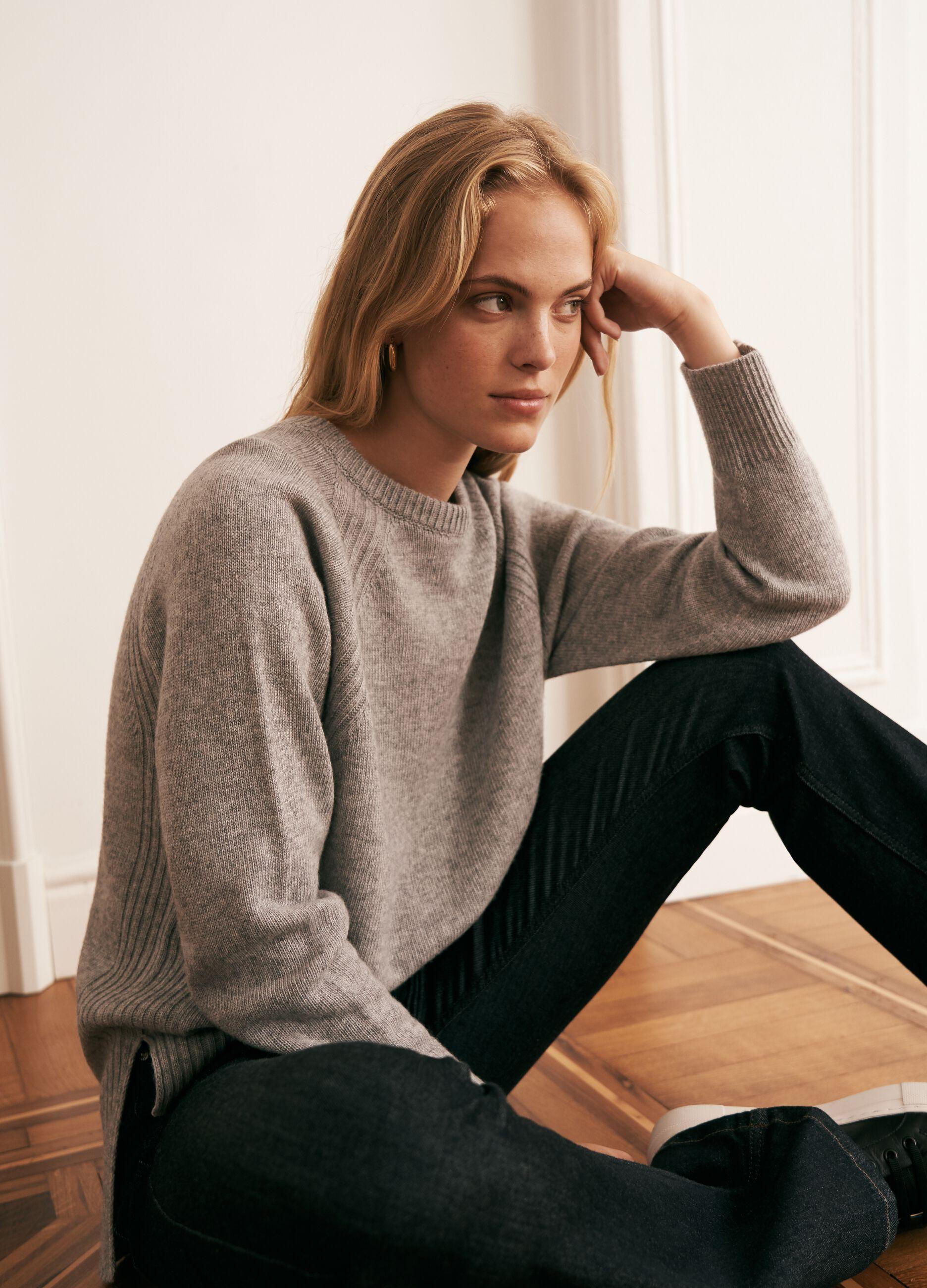 Jeans bootcut in cotone super stretch Denim
