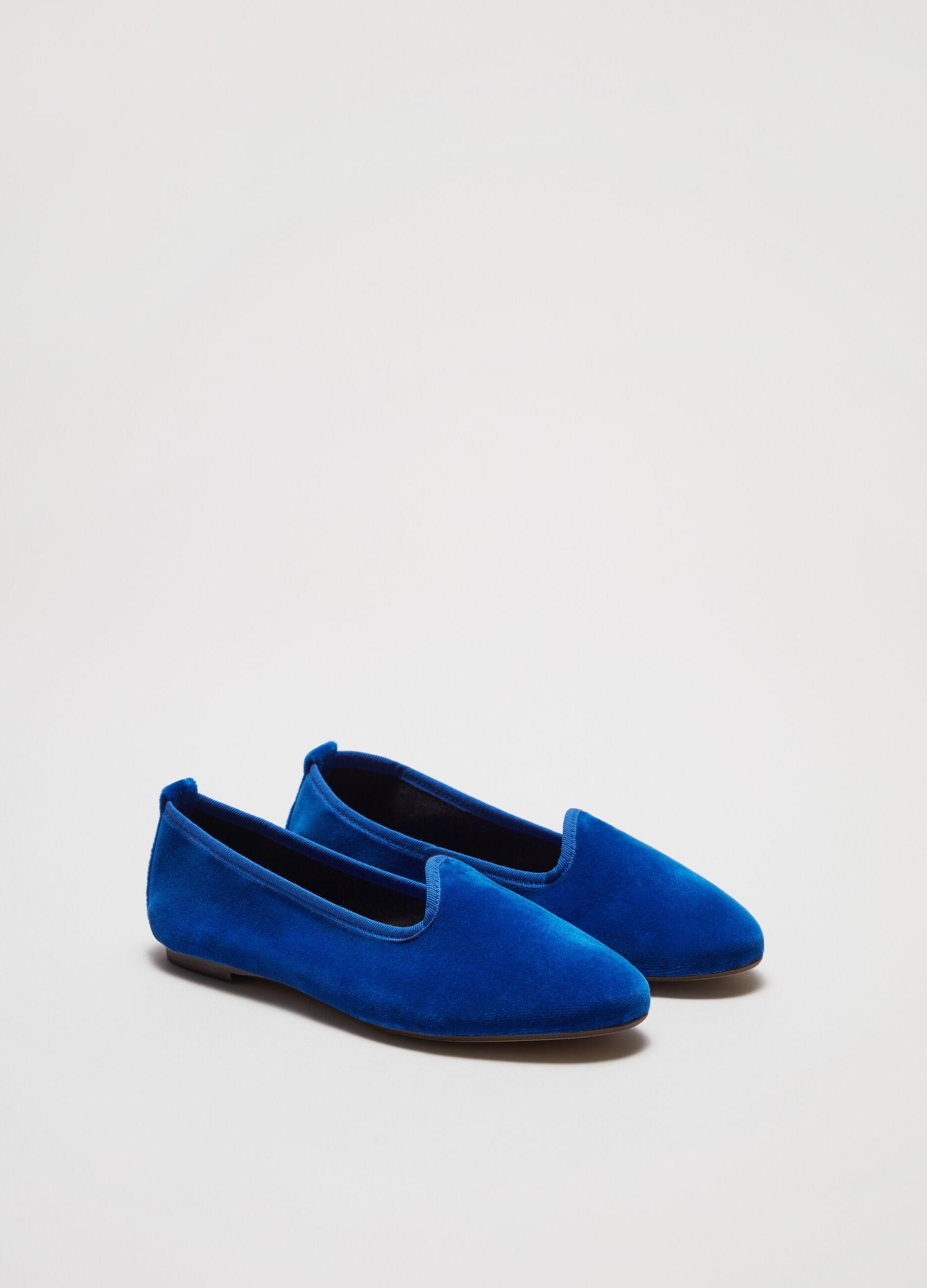 Scarpa friulana Blu